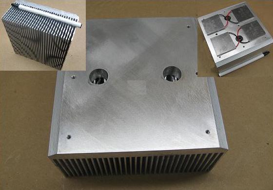 Teg generator